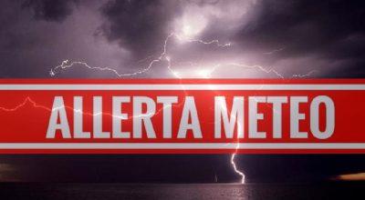 Allerta meteo Rossa per forti piogge dalle ore 00,00 e per 24 ore.